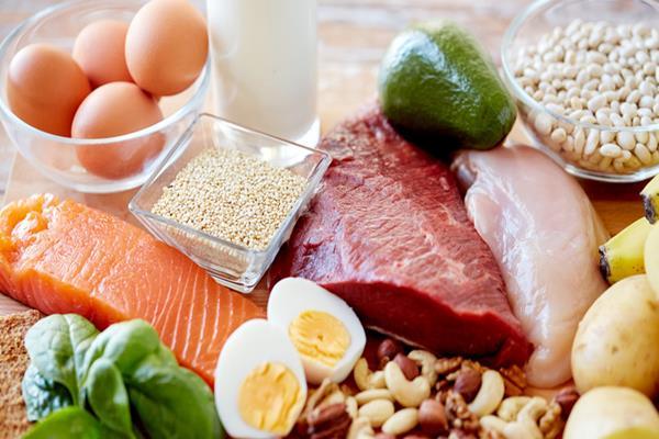 Zalety diety wysokobiałkowej